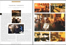 Toronto coffee culture for Seattle (where else?) based Coffee Journal