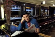 Taverns research: Dave Bidini at The Paddock for Reader's Digest