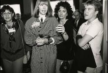 Diane Keaton runs the gauntlet at TIFF for NOW Magazine