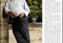 Norman Jewison at the Canadian Film Centre for Lifestyle Ontario