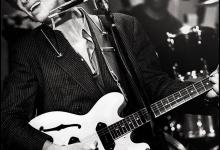Blackest white man, blues legend John Hammond at Albert's Hall