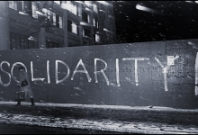 In Solidarity with Solidarność for NOW Magazine