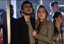 It's inbound-Charlie Rowe and Jacqueline Byers: Salvation/CBS