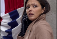 And the penny drops-Italia Ricci figures it out as well: Designated Survivor/ABC
