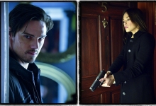 Kristen Kreuk is Beauty and Jay Ryan is The Beast: for The CW/CBS Studios