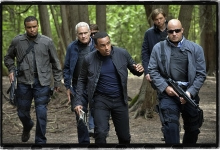 Hill Harper moves in: Covert Affairs for USA Network