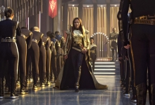 As Michelle Yeoh triumphs in Star Trek Discovery/CBS