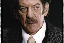 Donald Sutherland for A&E