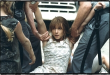 Holly Hunter  fights the good fight in Harlan County War for Showtime