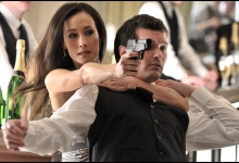 Maggie Q is Nikita for The CW/Warner Bros