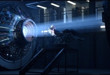 Aaron Stanford in The Time Chamber: 12 Monkeys for SyFy