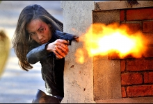 Nikita fires for The CW/Warner Bros