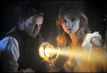 Christopher Egan and Natalie Dormer shine some light on it: POE for ABC