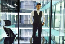 Sean Teale in a not too distant dystopian future: Incorporated/SyFy