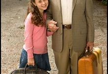 Tom Bosley and Jordy  Benattar in Charlie & Me for The Hallmark Channel